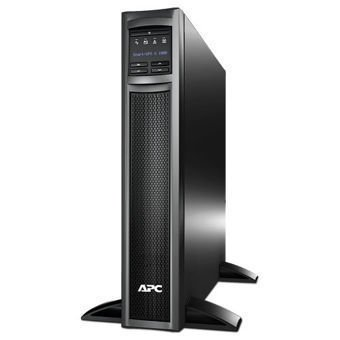 APC Smart-UPS X 1000 VA Rack/Tower, LCD, 230 V