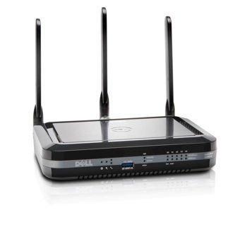 DELL SonicWall SOHO Appliance Wireless-N Intl TotalSecure 1Yr