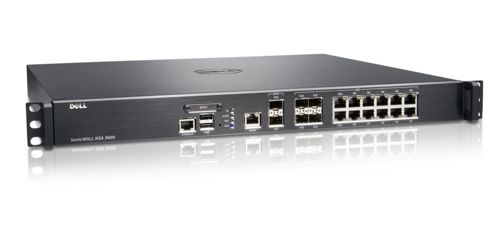 DELL SonicWall NSA 3600 Appliance TotalSecure 1Yr