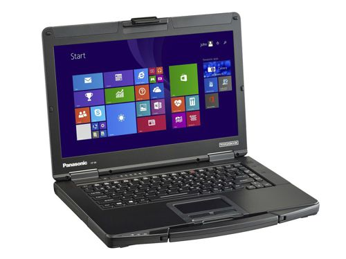 Panasonic Toughbook CF-54 mk2 HD
