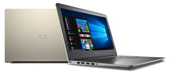 "DELL Vostro5568 15,6"" /FHD/i5-7200U/8GB/256GB/Intel_HD/W10Pro 3YNBD GOLD"