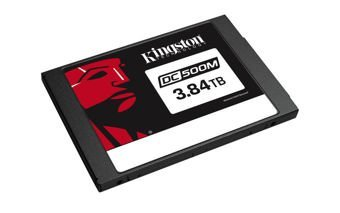 "Kingston Technology DC500M Data Center SSD 3,84TB SATA 3.0 2.5"" 555/520MB/s Mixed-Use"