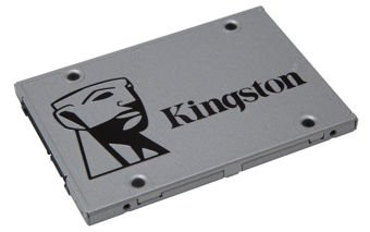 "Kingston Technology SSDNow UV400 240GB SATA 3.0 2.5"" 550/490MB/s"
