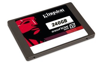 "Kingston Technology SSDNow V300 240GB SATA 3.0 2.5"" 450/450MB/s"