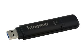 Kingston pendrive USB 4GB 256 AES FIPS 140-2 Level 3 (Management Ready) USB 3.0