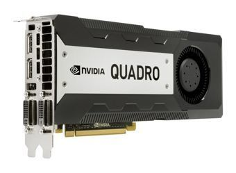 NVIDIA Quadro K6000 12GB (2xDP, 2xDL-DVI I) (2 adaptery DP do SL-DVI)