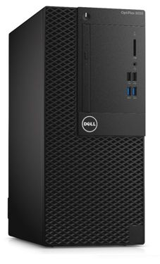 Optiplex 3050 MT i3-7100 4GB 1TB DVD_RW W10Pro 3YNBD