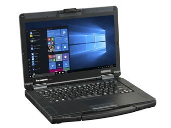 Panasonic Toughbook 55 HD 8GB 256GB VGA SERIAL 4_USB CAM