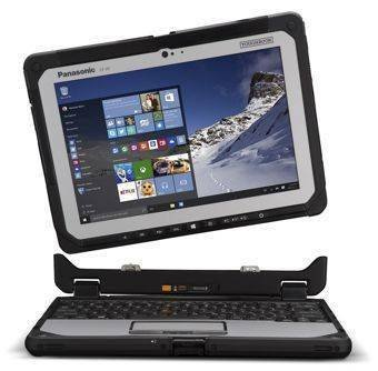 Panasonic Toughbook CF-20 STD Serial 4G