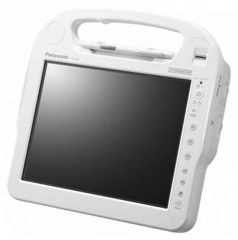 Toughbook CF-H2 Health BCR/CAM
