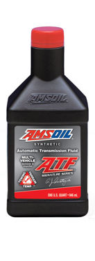 AMSOIL Synthetic Universal Transmission Fluid 0.946L
