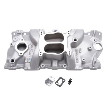 Edelbrock Kolektor ssący, Performer Intake Manifold for 1955-1986 Small Block Chevy - 2101