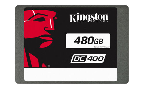 Kingston Technology Dysk SSD SSDNow DC400 480GB SATA 3.0 2.5""