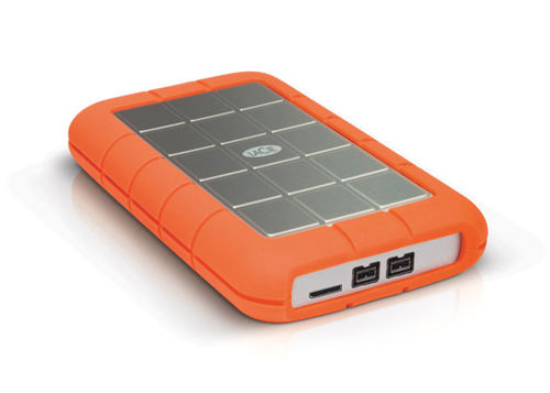 "LaCie Triple, 500 GB, 2.5"", USB 3.0"