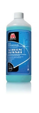 MILLERS OILS ALL SEASONS SCREENWASH 1L