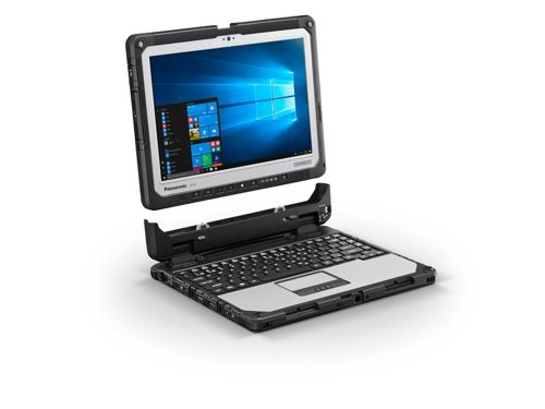 Panasonic Toughbook CF-33 mk1 STD 8GB 256GB 6+6Cell RS-232 4G Win10