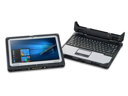 Panasonic Toughbook CF-33 mk1 STD (mid) 3+3Cell Serial 4G