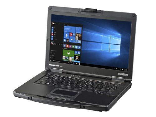 Panasonic Toughbook CF-54 mk3 Mid Model SSD256GB 4GB RAM FullHD