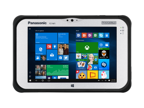 Panasonic Toughbook M1 mk3 8GB 256GB LAN Serial GPS HS